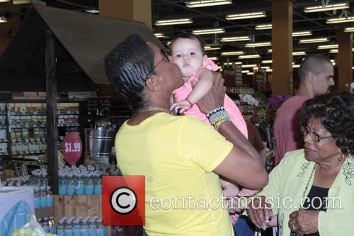 Jermaine Jackson, Sabrina, Whole Foods Market