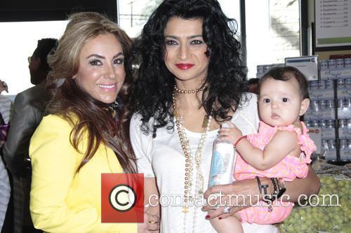 Shakira Niazi, Halima Jackson and Sabrina 1