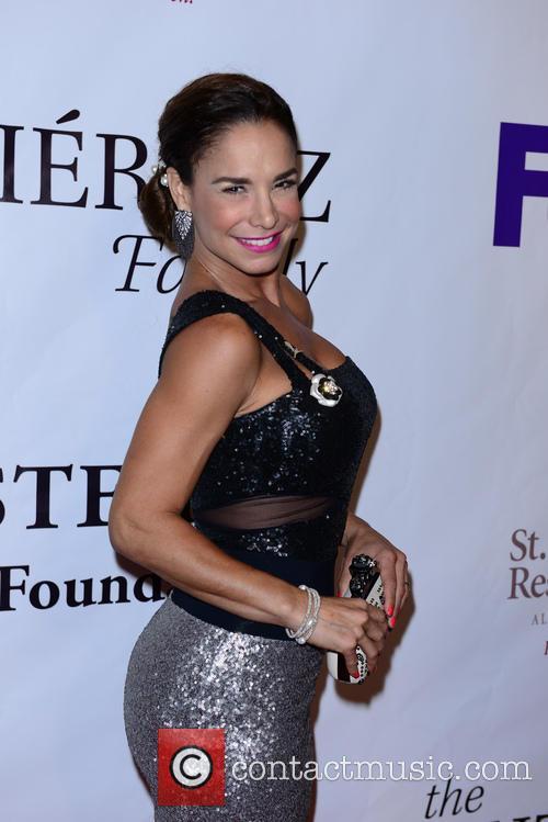 Liz Vega - 12th Annual FedEx/St.Jude Angels and Stars Gala | 2 ...