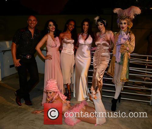 Aurora, Aaron Bonk, Lilia Starlet, Sasha Caicedo, Erika Moon, Vita De Void and Carly Dorman 9