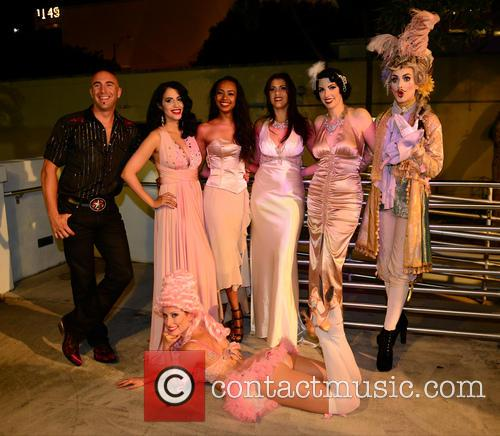 Aurora, Aaron Bonk, Lilia Starlet, Sasha Caicedo, Erika Moon, Vita De Void and Carly Dorman 10