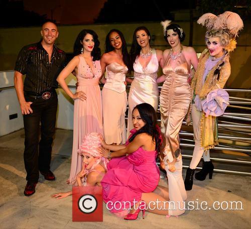 Aurora, Carly Dorman, Aaron Bonk, Lilia Starlet, Sasha Caicedo, Erika Moon, Lola Von Cheeks and Vita De Void 3