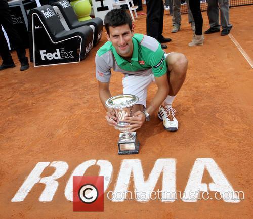 Novak Djokovic defeats of Rafael Nadal in the...