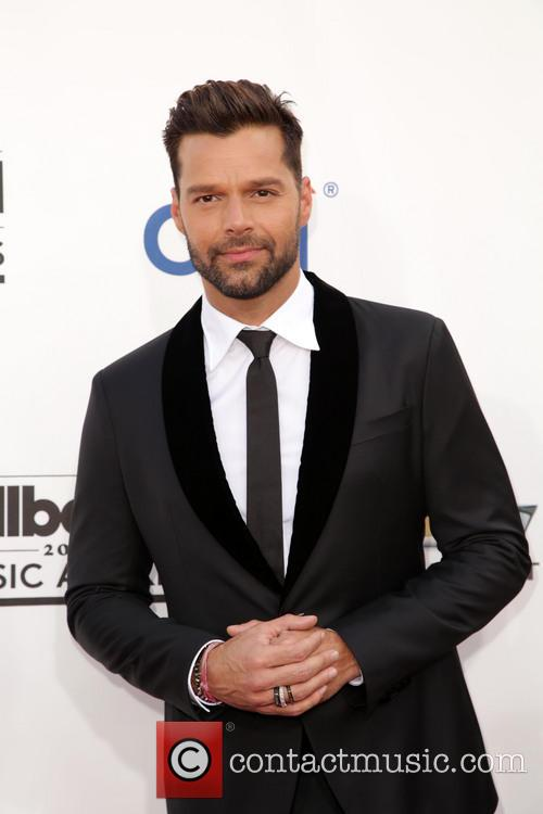 ricky martin 2014 billboard awards red 4201965