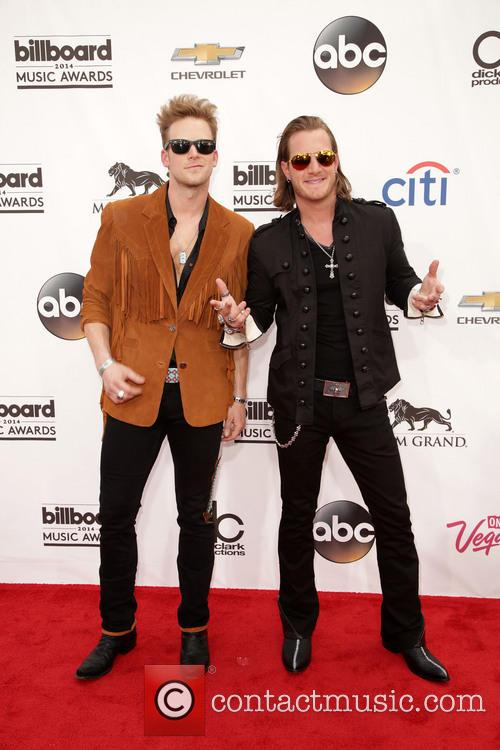 Brian Kelley, Tyler Hubbard and Florida Georgia Line 3