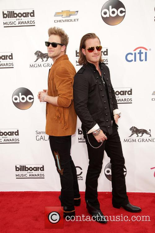 Brian Kelley, Tyler Hubbard and Florida Georgia Line 4