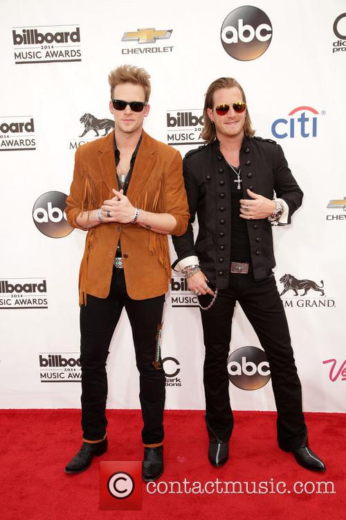 Brian Kelley, Tyler Hubbard and Florida Georgia Line 1