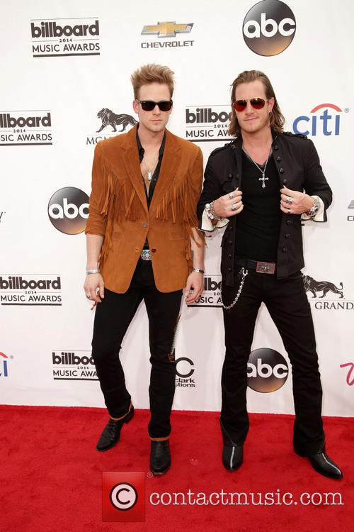 Brian Kelley, Tyler Hubbard and Florida Georgia Line 6
