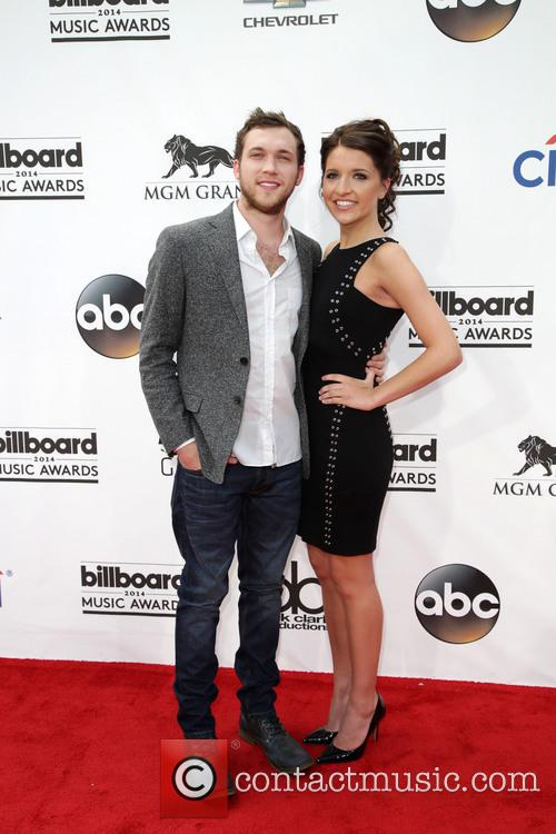 Phillip Phillips and Hannah Blackwell 2