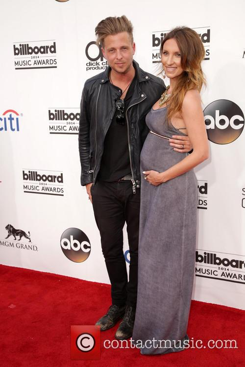 Ryan Tedder, Genevieve Tedder and Onerepublic 2
