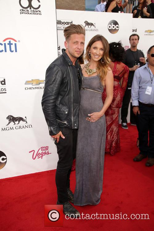 Ryan Tedder, Genevieve Tedder and Onerepublic 6