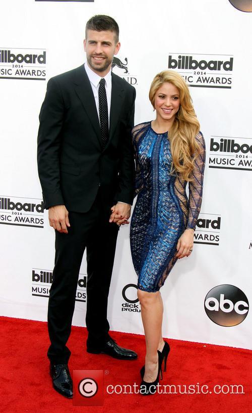 Shakira and Gerard Pique 2