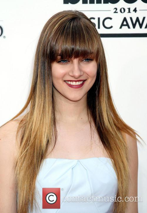 Billboard and Aubrey Peeples