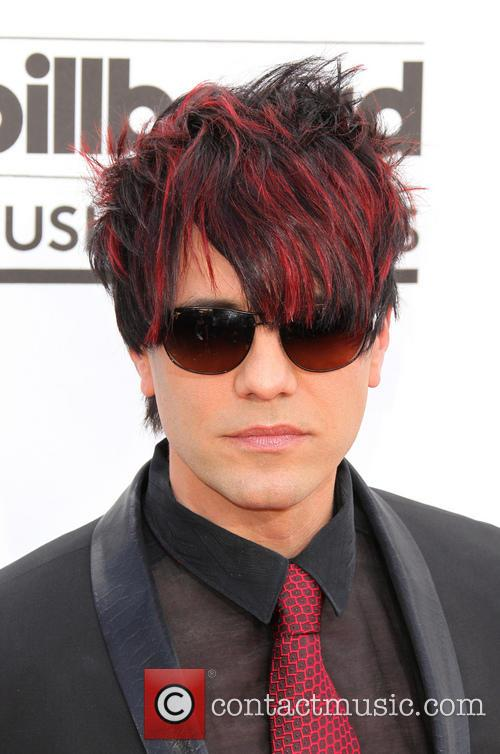 criss angel 2014 billboard awards red carpet 4206802