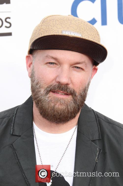 Fred Durst At 2014 Billboard Awards
