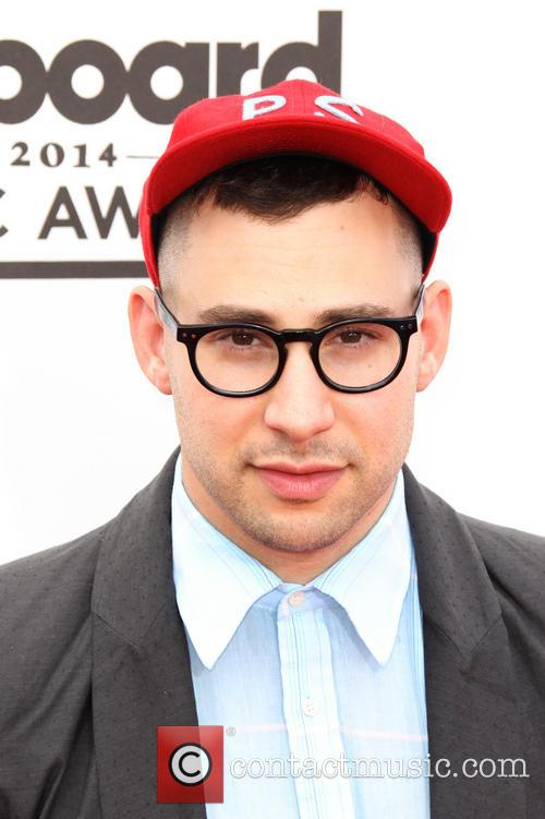 Jack Antonoff at the 2014 Billboard Awards