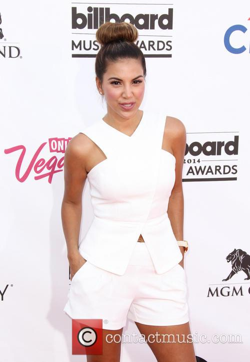 liz hernandez 2014 billboard awards red carpet 4206755