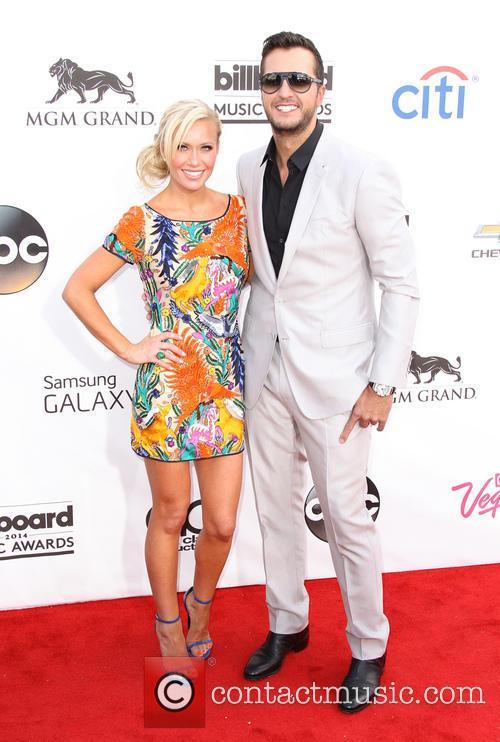 Luke Bryan and Caroline Boyer 4