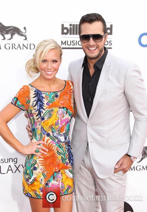 Luke Bryan, Caroline Boyer, MGM Grand