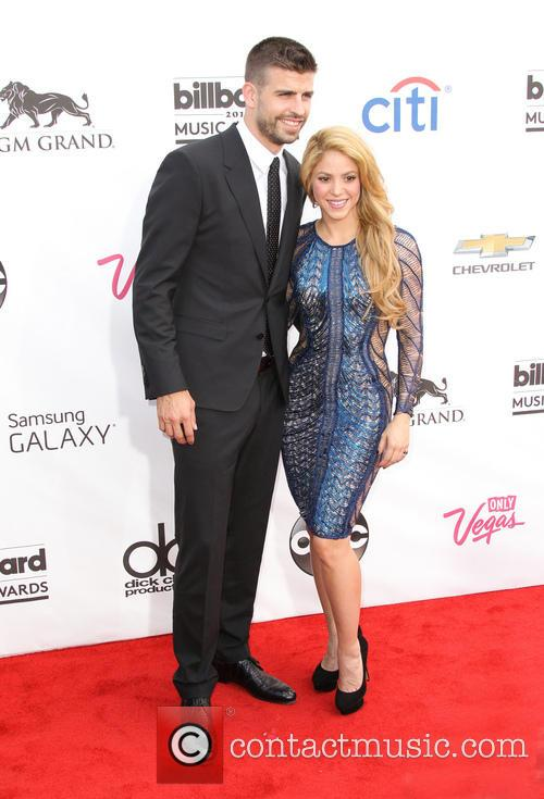 Shakira and Gerard Pique 7