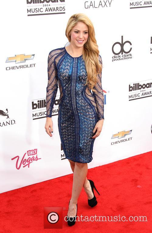 Shakira, MGM Grand