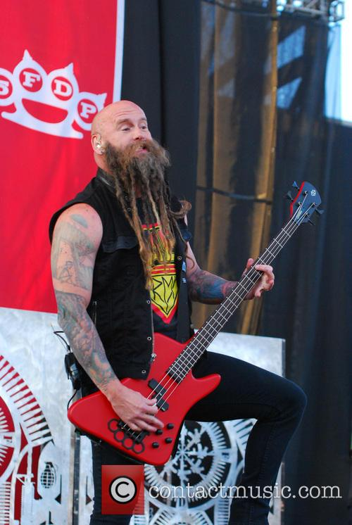 Five Finger Death Punch, Crew Stadium