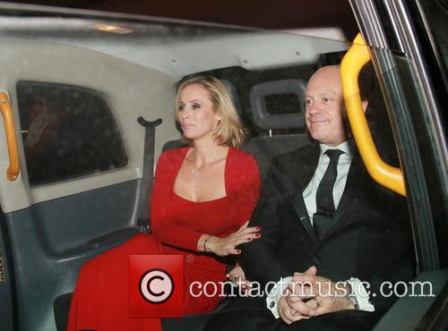 Ross Kemp and Renee O'brien 1