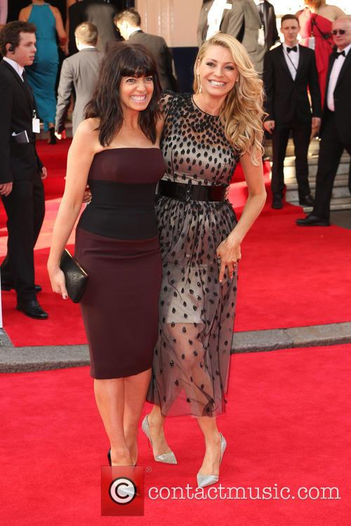 Claudia Winkleman and Tess Daly 1