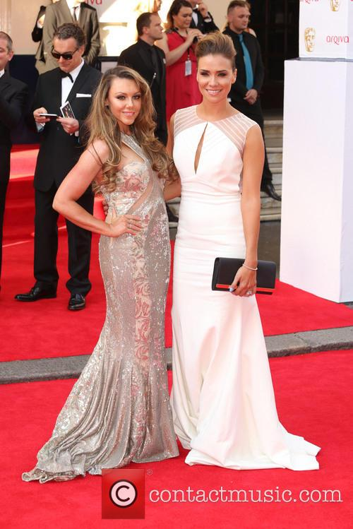 Michelle Heaton and Jessica Taylor 2
