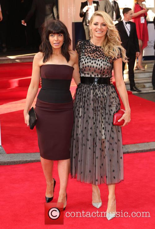 Claudia Winkleman and Tess Daly 2