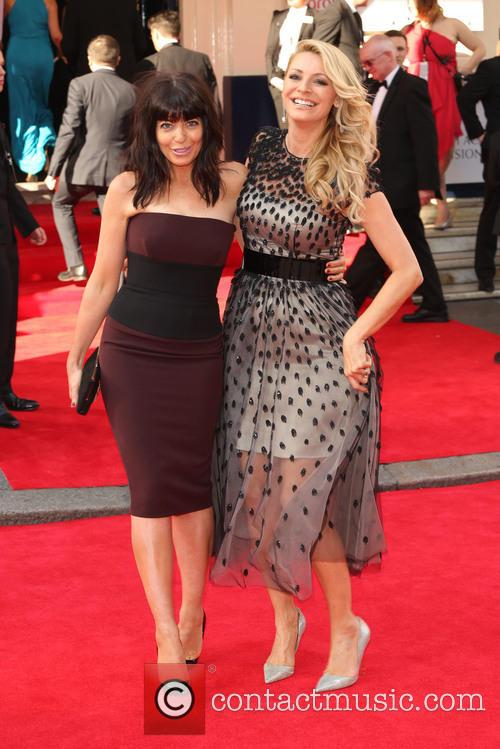 Claudia Winkleman and Tess Daly 3