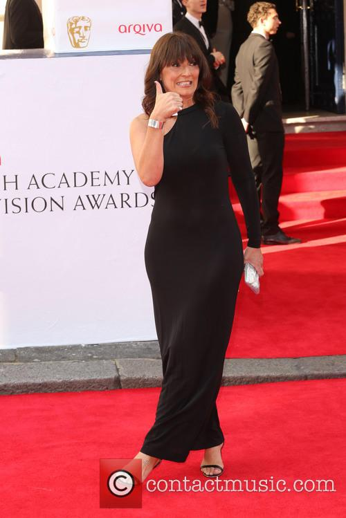 davina mccall the tv bafta awards 2014 4202360