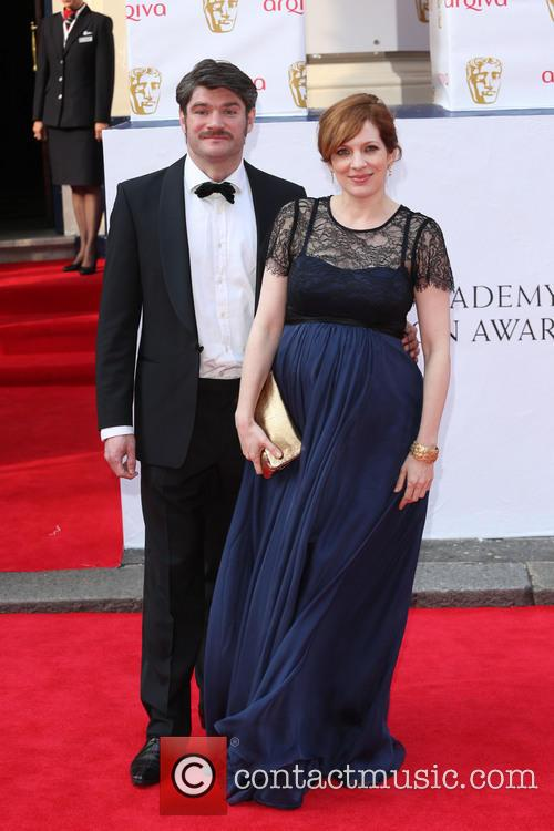 Katherine Parkinson and Harry Peacock 2