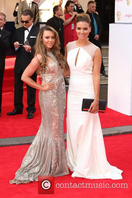 Michelle Heaton and Jessica Taylor 5