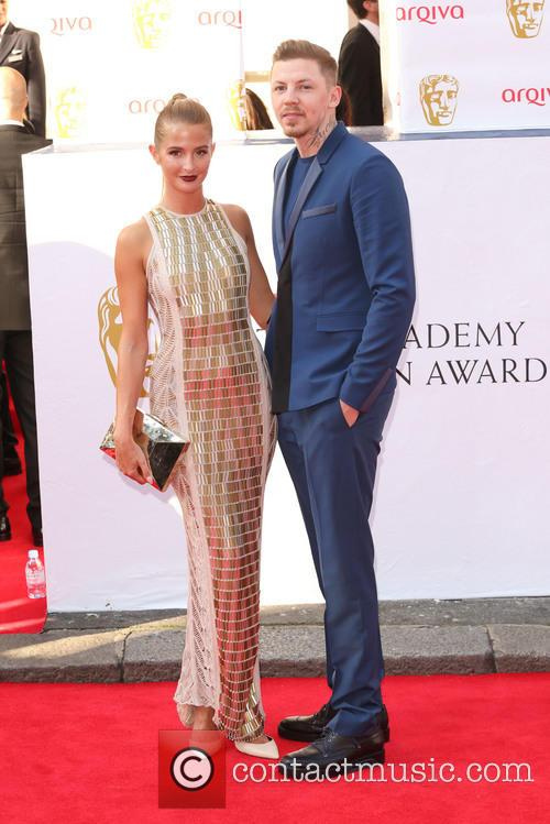 Millie Mackintosh and Professor Green 6
