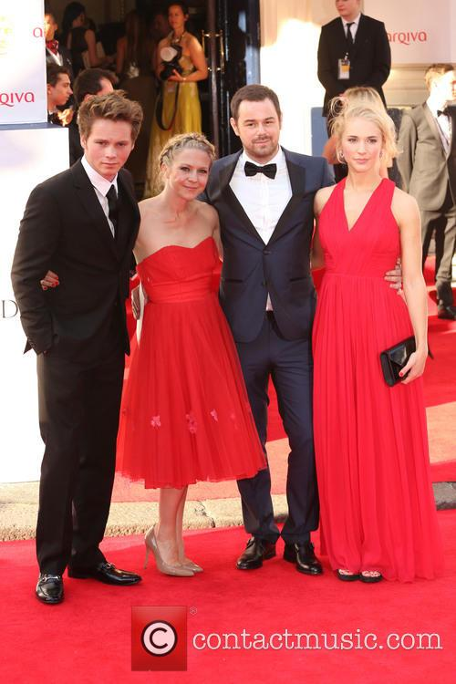 Sam Strike, Kellie Bright, Danny Dyer and Maddy Hill