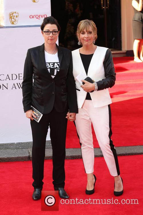 Sue Perkins and Mel Giedroyc 2