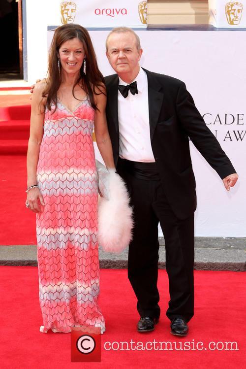 Victoria Hislop and Ian Hislop 6