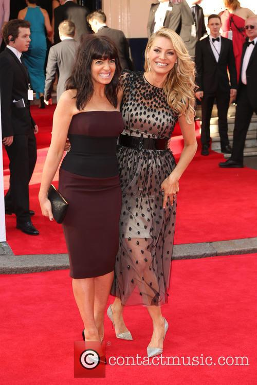 Claudia Winkleman and Tess Daly 11
