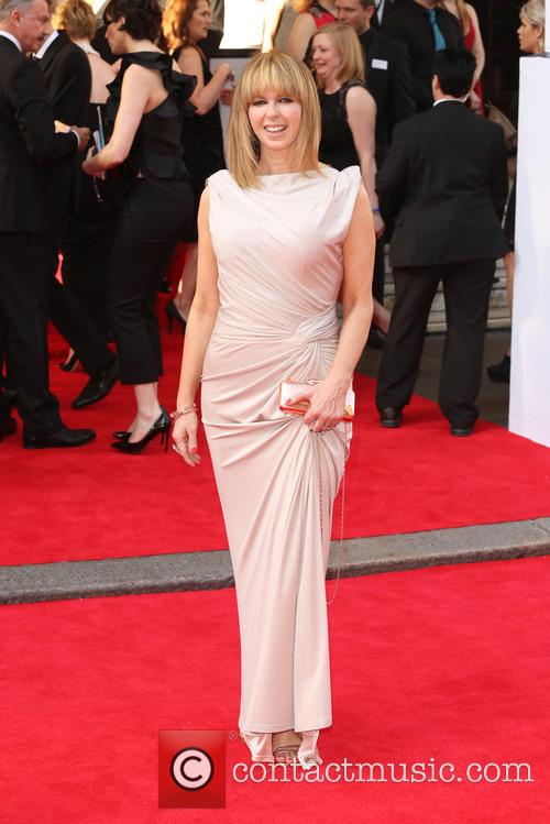 kate garraway the tv bafta awards 2014 4202473