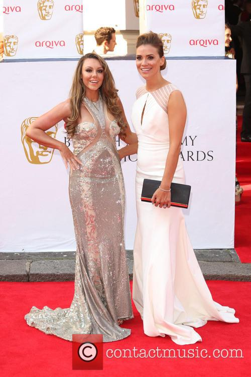 Michelle Heaton and Jessica Taylor 1