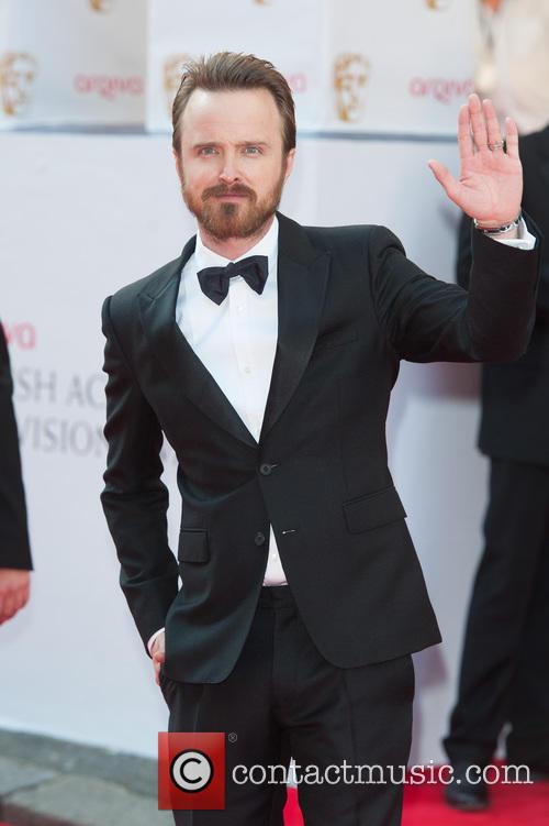 Aaron Paul at BAFTA's