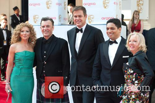 Kelly Hopen, Duncan Bannatyne, Peter Jones and Deborah Meaden 8