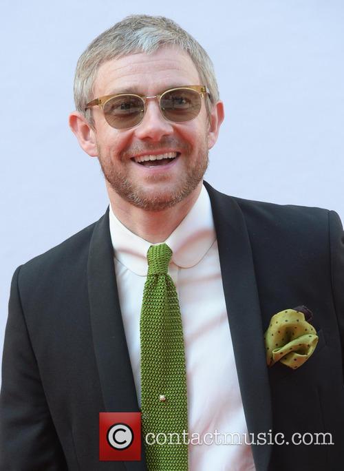 Martin Freeman Arqiva BAFTAs