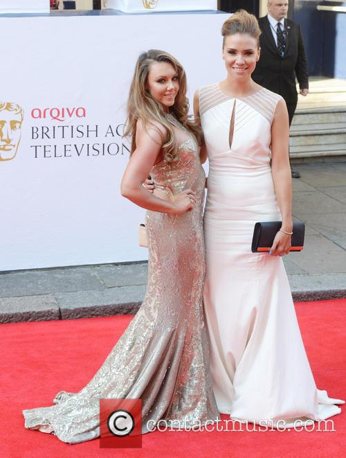 Michelle Heaton and Jessica Taylor 11