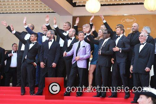 The, Annual Cannes Film Festival, The Expendables and Arrivals 2