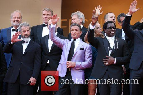 The, Annual Cannes Film Festival, The Expendables and Arrivals 1