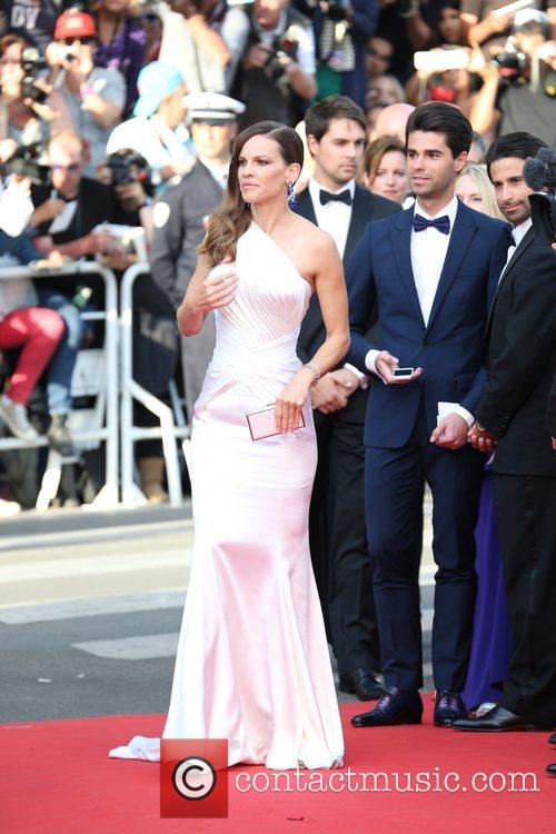 Hilary Swank, Cannes Film Festival