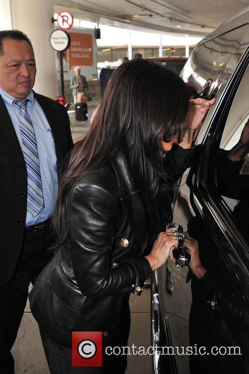 Kim Kardashian, lax