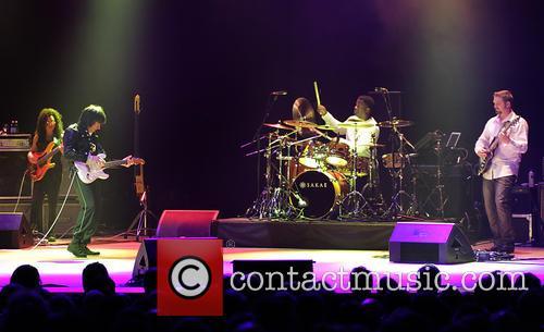 Jeff Beck In Concert